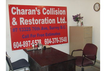 Charan's Collision Mobile Restoration Lt