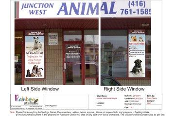 Junction west animal hospital in Toronto: Junction west animal hospital