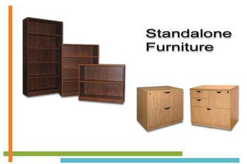 Techno Office Furnishings Ltd in Richmond: Standalone Furniture