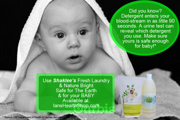 Shaklee Independent Distributor - Ian Paquette à calgary: Fresh Laundry & Nature Brighht