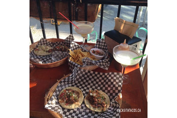 La Casita Tacos in Vancouver: Can this day get any better at La Casita Tacos in West End Vancouver BC