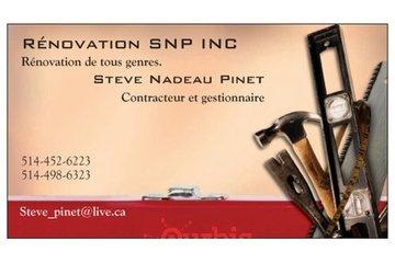 Rénovation SNP Inc