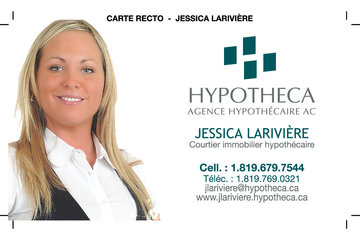 Jessica Larivière Courtier Hypothécaire, Hypothéca A.C.