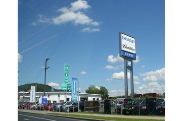 Dupré Chevrolet-Cadillac Inc à McMasterville