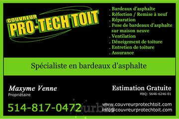 Couvreur Pro-Tech Toit