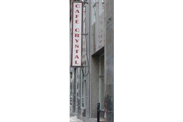 Café Crystal à Montréal