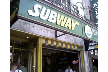 Subway Peel à Montréal
