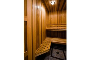 Auberge Du Draveur in Maniwaki: Sauna