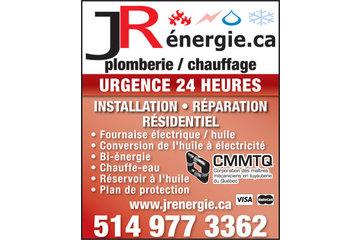 JR Energie Inc