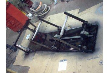 Électromécanicien Bédard à Laval: 1de5 convoyeur articuler pour des boites diferrante hauteur