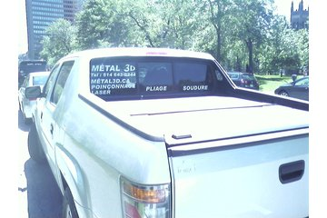 Metal 3 D