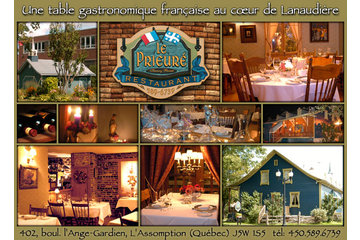 Restaurant Le Prieuré in L'Assomption