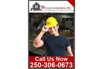 CNC Machine Repair - Progress Machine LTD.