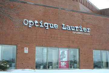 Optique Laurier à Saint-Bruno-de-Montarville