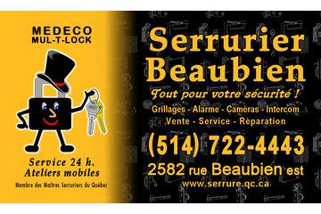 Serrurier Beaubien in Montréal