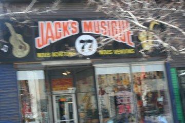 Jack's Musique à Montréal