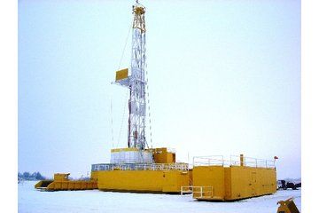 Do All Metal Fabricating Ltd in Estevan: Drilling Rig