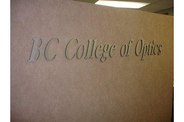 BC College of Optics in Surrey: Inside the front door