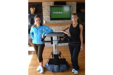 VibraSlim Vibration Exercise Fitness