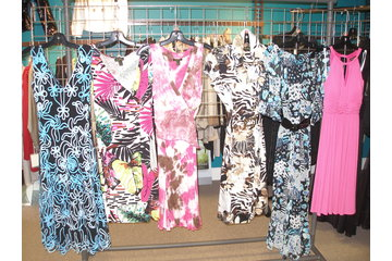 Chico's Paradise Clothing & Gifts in Peachland: women's special occasion dresses