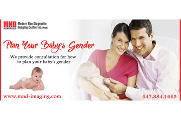 Modern Non Diagnostic Imaging Center Inc. Regd in brampton: Conceive Fast in Natural Way