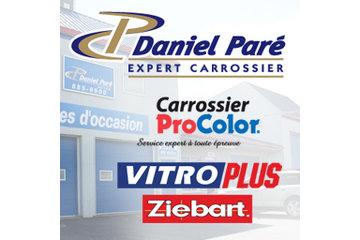 Daniel Paré Expert Carrossier in Saint-Anselme