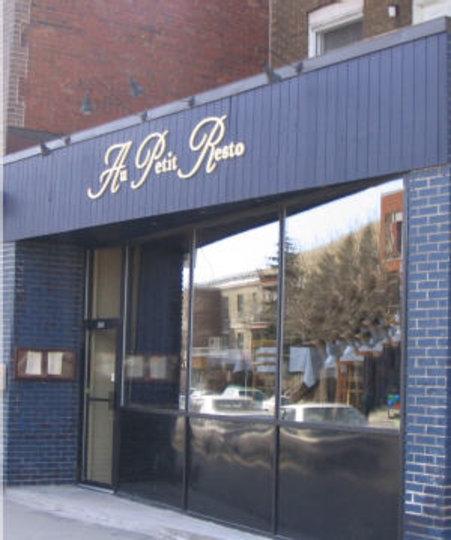 Restaurant Rue Gilford