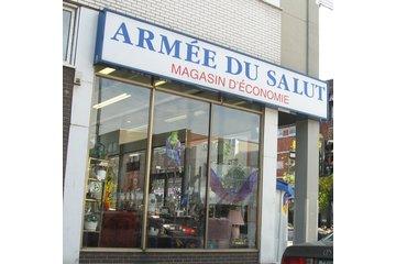 Armée du Salut - Salvation Army à Montréal