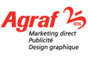Agraf Marketing Direct Publicite Design Graphique in Québec