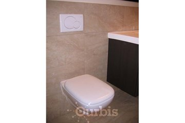 Allcity Carpentry Ltd in Langley: Wall mounted toilet