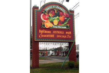 Fruits & Légumes Taschereau Tardif Inc in La Prairie: Nouvelle enseigne