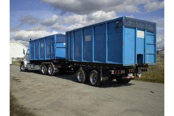 Annacis Waste Disposal Corp in Delta: Hazardous Waste Long Haul