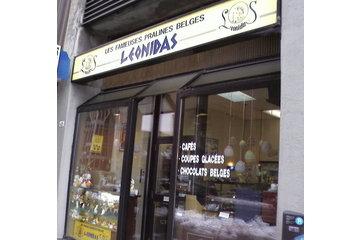 Chocolat Belge Léonidas à Montréal