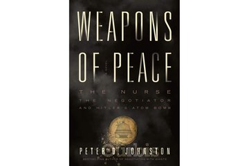 Weapons of Peace by Peter D. Johnston in Victoria
