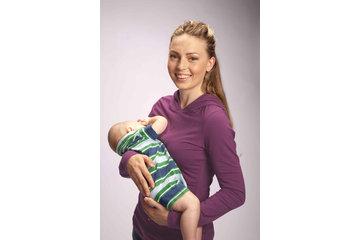 Vêtements d'allaitement Momzelle à Montréal: Capuchon d'allaitement de Momzelle (60$)