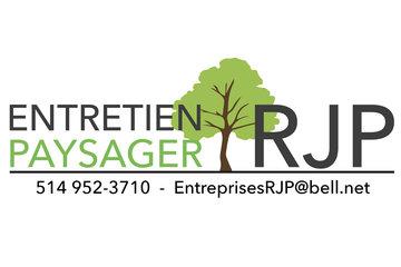 Entretien paysager RJP
