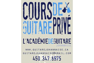L'Académie de Guitare Johannaise