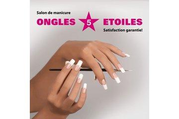 Ongles 5 Étoiles - Manucure et pédicure
