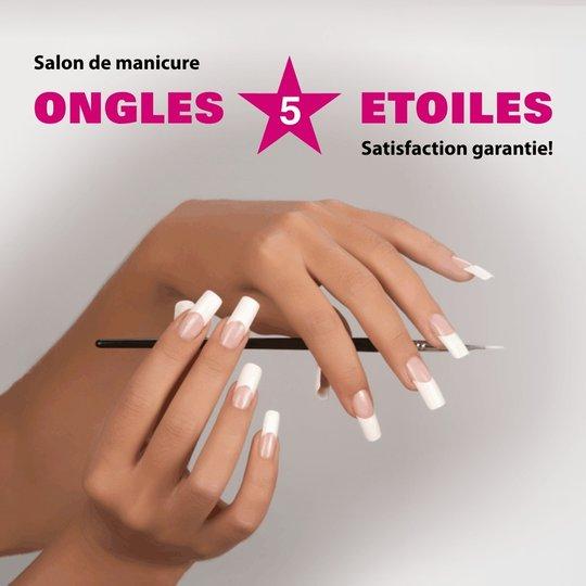 Ongles 5 toiles manucure et p dicure laval qc ourbis for Salon 5 etoiles