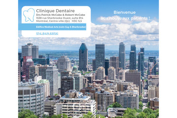 Clinique Dentaire Drs Patrick McCabe & Robert McCabe