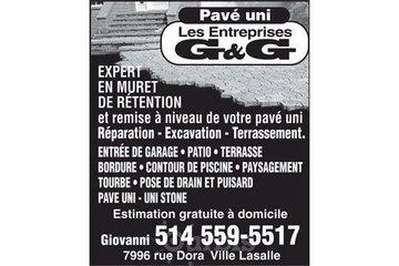 Pavé Uni Les Entreprises G&G