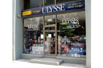 Ulysse la Librairie du Voyage in Montréal: La librairie Ulysse sur la rue Président-Kennedy, à Montréal, métro McGill