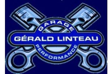Garage Gerald Linteau Enr in Québec: Logo gérald linteau