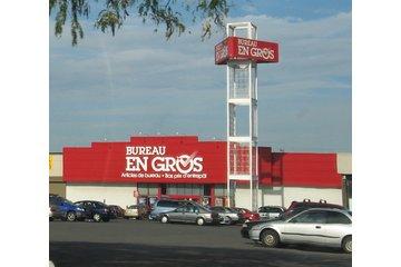 Bureau En Gros à Montréal-Nord