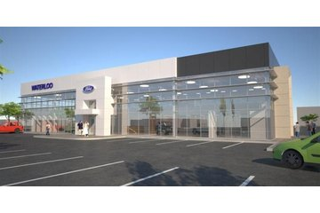 Waterloo Ford Lincoln Sales Ltd in Edmonton