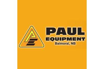 Paul Equipment & Sons 2008