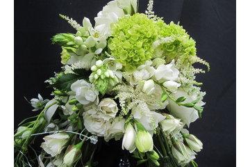 Fleuriste Dominique Houle, créations florales à Dunham: Bouquet de mariée, Bridal bouquet