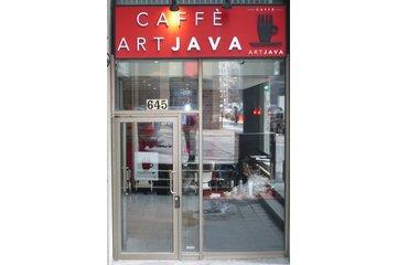 Café Art Java à Montréal