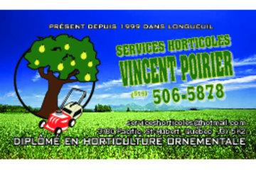 Services Horticoles Vincent Poirier