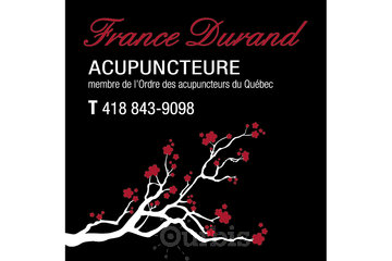 Clinique d'acupuncture France Durand